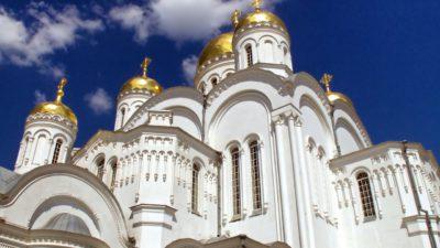 orosz templom